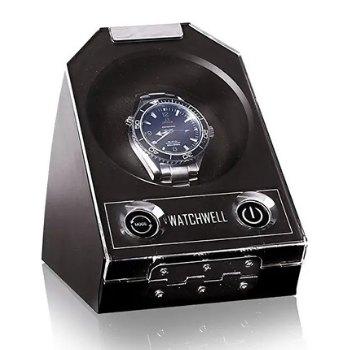 caja de relojes automaticos moderna
