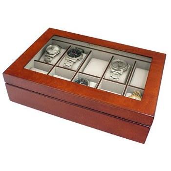 cajas de relojes naranja