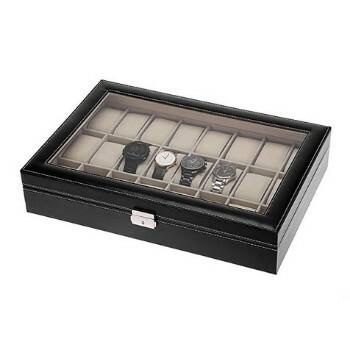 caja de relojes bonita