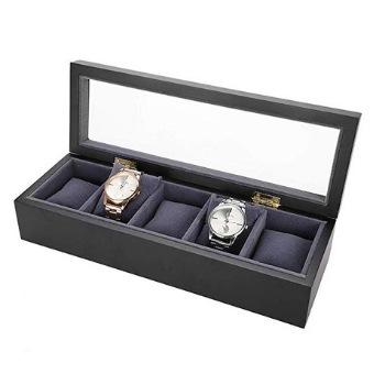 cajas para guardar relojes rectangular