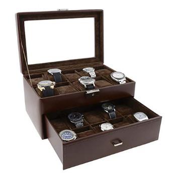 caja para organizar relojes