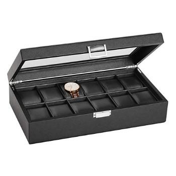 caja de relojes moderna