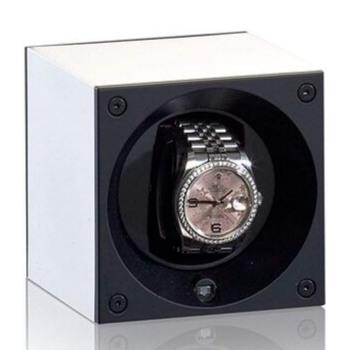 vitrina giratoria para relojes swiss kubik